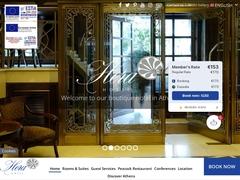 Hera Hôtel - Centre Ville d'Athènes - Makrygianni -