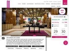 President Hôtel - Centre Ville d'Athènes - Ambelokipi -