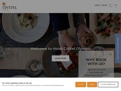 Civitel Olympic Hotel - North East Suburbs of Athens - Amaroussi -