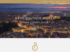 B4B Athens Signature Hotel- Athens City Center - Neos Kosmos