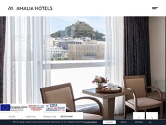 Amalia Hotel - Full City Center of Athens - Syntagma Square -