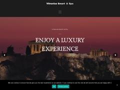 Vitruvius Smart Hotel - Athens City Center - Metaxougio