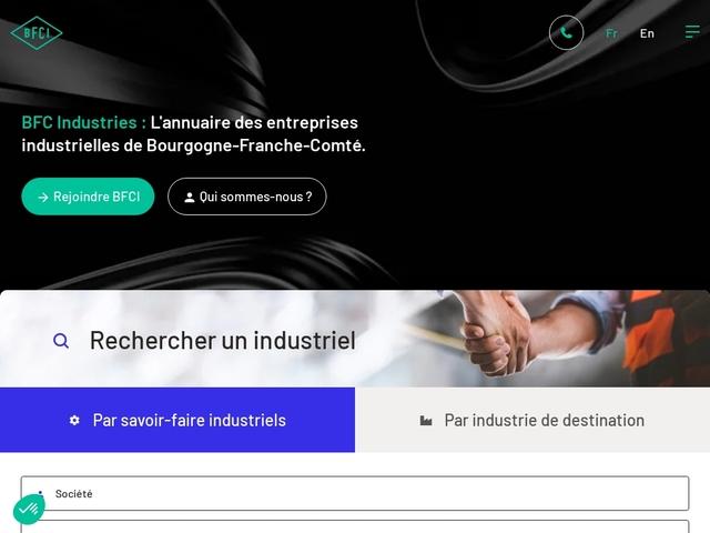 Annuaire Franche-Comté Industries.