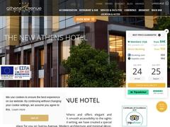 Athens Avenue Hôtel - Banlieue Sud d'Athènes - Kallithea