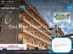Coral Hôtel - Banlieue Sud d'Athènes - Paleo Faliro