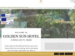 Golden Sun Hotel - Banlieue Sud-Est d'Athènes - Glyfada