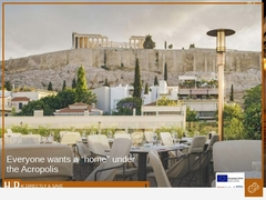 Herodion Hotel - Historical Center of Athens - Makrygianni