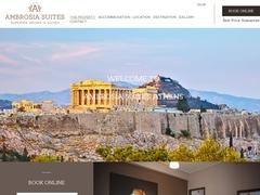 Ambrosia Suites Hotel - Athens City Center - Omonia Square