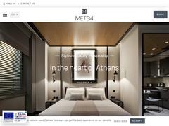 Met34 Athens Suites Hotel - Plein Center Ville d'Athènes - Syntagma