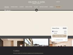 Ava Hotel & Suites - Historical Center of Athens - Plaka