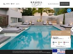 Brasil Suites Hotel Apartments - Banlieue Sud-Est d'Athènes - Glyfada