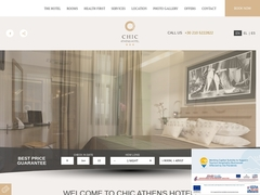 Chic Hotel - Athens City Center - Omonia Square