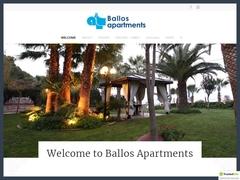Balos Apartments Hotel - North East Attica Region - Nea Makri