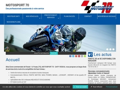 Motosport, à pusey...