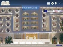 Volos Palace Hotel - Volos - Riga Fereou Square - Pelion - Thessaly