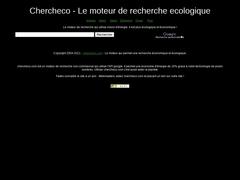 recherche écologique