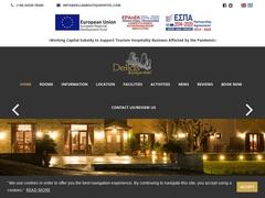 Dellas Boutique Hôtel - Kalambaka - Météores - Trikala - Thessalie