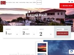 Lagou Raxi Country Hôtel - Lafkos - Pelion - Magnésie - Thessalie