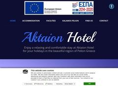 Aktaion Hôtel - Kalamos - Sud du Pelion - Volos - Thessalie