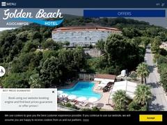 Golden Beach Hôtel - Agiokambos - Larissa - Olympe - Thessalie