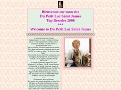 Du Petit Lac St James