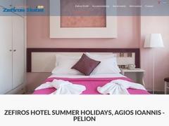 Zefiros - Agios Ioannis - Pelion - Zagora Mouresi Magnesia