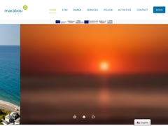 Marabou Hotel -Village in Chorefto - Zagora Mouresi - Pelion