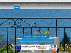 Agnadi Hôtel - Village de Chorefto - Zagora Mouresi - Pelion