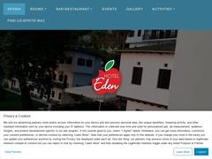 Eden Hotel - Village of Plaka - Zagara Mouresi - Pelion