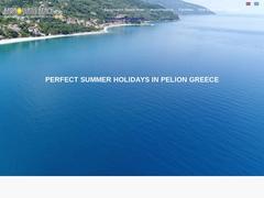 Karaoulanis Beach Hotel - Papa Nero - Agios Ioannis - Pelion