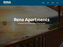 Rena Hôtel - Afyssos Village - South Pelion - Magnesia - Thessaly