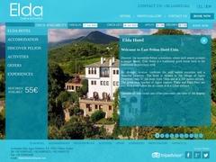 Elda Hôtel - Village de Agios Dimitrios - Zagora Mouresi - Pelion
