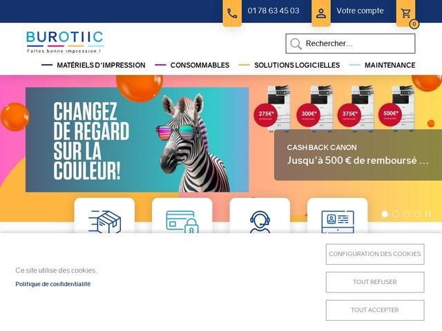 Burotiic.com Faites bonne Impression.