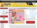 Luckysurf - Jeux 100% gratuits - Gagner : cheques cadeaux, DVD, Etc