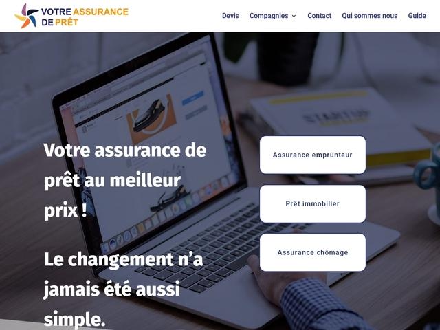 Votre assurance de pret : Trouvez votre assurance de credit ou de pret au meilleur prix