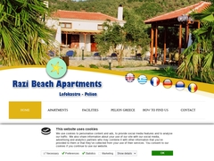 Razi Beach Apartments - Lefokastro - Sud Pelion - Magnésie - Thessalie