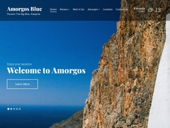 Big Blue Pension - Village of Katapola - Αμοργός - Κυκλάδες