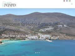 Agnadi Hotel - Ακατηγορία - Egiali - Αμοργός - Κυκλάδες