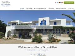 Villa Le Grand Blue - Άγνωστο - Κατάπολα - Αμοργός - Κυκλάδες