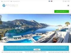 Aegialis Hotel & Spa - Ξενοδοχείο 5 * - Αιγιάλη - Αμοργός - Κυκλάδες