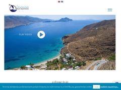 Διαμερίσματα Levrossos Beach - Egiali - Αμοργός - Κυκλάδες