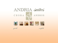 Andria Luxury Suites - Hotel classified 3 Keys - Andros - Cyclades