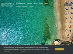 Ξενοδοχείο Aneroussa Beach - Ξενοδοχείο 3 * - Aprovato - Άνδρος