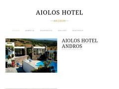 Aiolos Hotel - 3 * Hotel - Menites - Andros - Cyclades