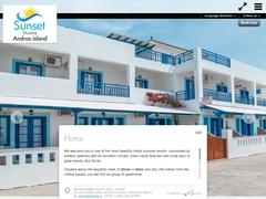 Sunset Studios - 3 Keys Hotel - Stivari - Andros - Cyclades