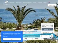 Andros Holiday Hotel - 3 * Hotel - Gavrio port - Andros - Cyclades