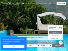 Paradise Lifestyle Hotel - 3 * Hotel - Chora - Andros - Cyclades