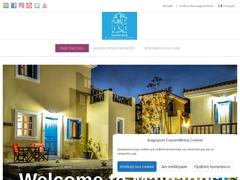 Mainades Maisonettes - 3 Keys Hotel - Menites - Andros - Cyclades