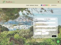 Villa Arni Apartments - 3 Keys Hotel - Batsi - Andros - Cyclades