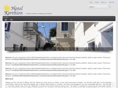 Korthion Hotel - 2 * Hotel - Korthi - Andros - Cyclades